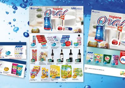 Campanha Unimark - Higiene Oral